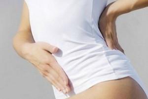 Боль в спине нижние ребра