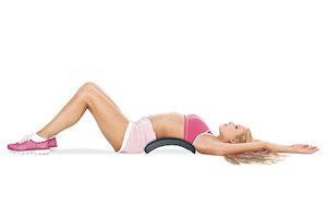 Упражнения на растяжку при остеохондрозе