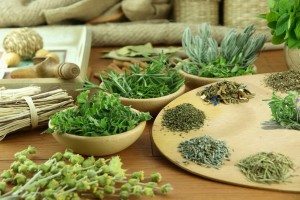 herbs for neck