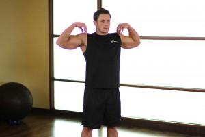 Гимнастика для шейного-грудного отдела