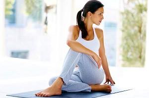 Йога для седалищного нерва