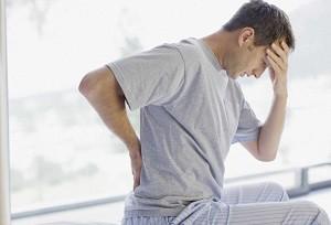 Почему болит спина во время простуды