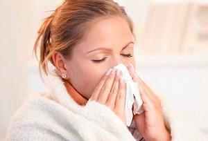 Боли в спине во время гриппа