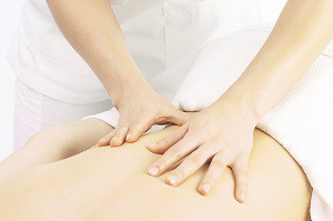 Массаж при лечении остеохондроза