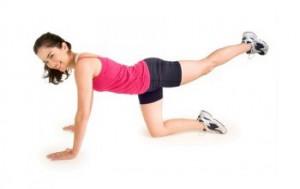 Упражнения при грыже Шморля