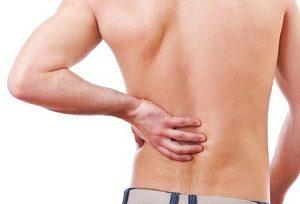 Боль слева внизу спины у мужчин