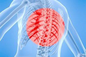 Симптомы протрузии в грудном отделе