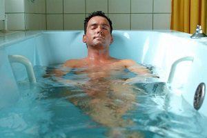 Лечебные ванные при ишиасе