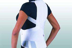 Корсет-фиксатор для спины