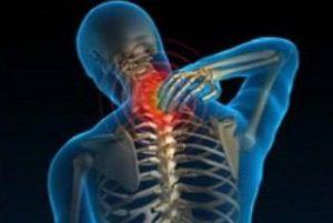 Дорсальная протрузия шейного отдела
