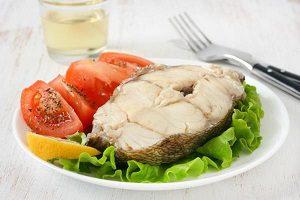 Блюда из рыбы полезны для позвоночника