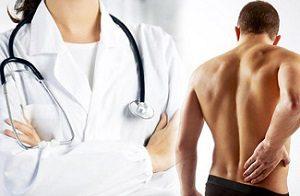 Чем снять сильную боль в спине при грыже