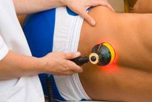 Физиотерапия при лечении протрузий позвоночника