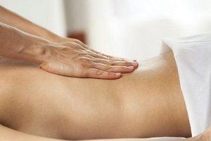 Виды массажа при плоской спине