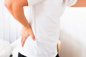Симптомы дорсальной протрузии в пояснично-крестцовом отделе