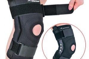 Ортез при артрозе колена