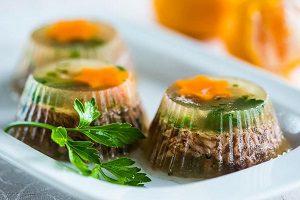 Рецепты с желатином