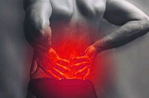 Симптомы обострения грыжи