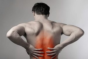 Отек спины и спинного мозга