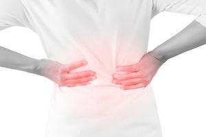 Боль в спине при пневмонии