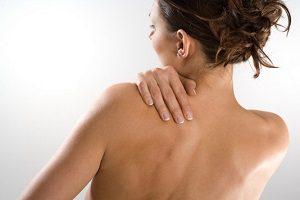 Покалывание в спине