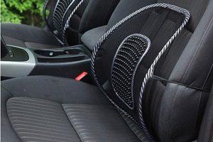 Ортопедические подушки для автомобиля