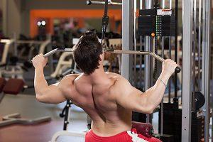 Какими упражнениями накачать мышцы спины