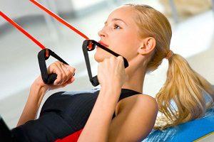 Упражнения с эспандером по методу Бубновского