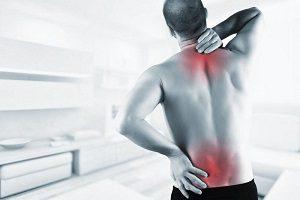 Причины судорог в спине