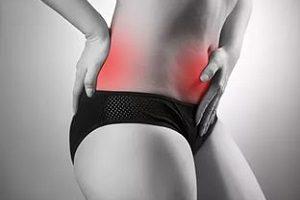 Где может появиться боль после поднятия тяжести