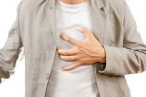 Пульсирующая боль в грудном отделе