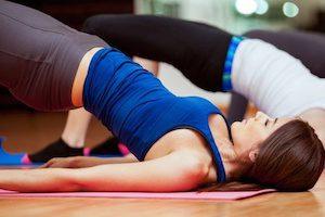 Укрепление мышц спины