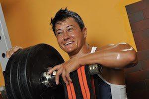 Упражнения для спины от Анны Куркуриной