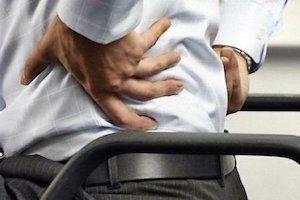 Скованность в мышцах спины