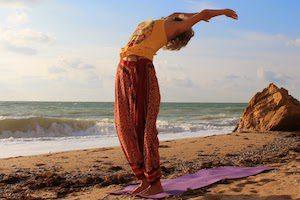 Йога для укрепления и растяжения мышц спины