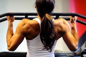 Укрепление спины для девушек