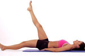 Расслабление мышц позвоночночника