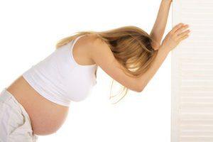 Мазь от боли в спине при беременности