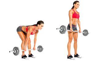 Базовые упражнения для женщин