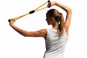 Укрепляющая гимнастика для спины