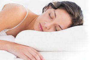 На какой подушке спать при остеохондрозе