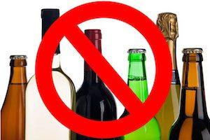 Рекомендованные дозы алкоголя
