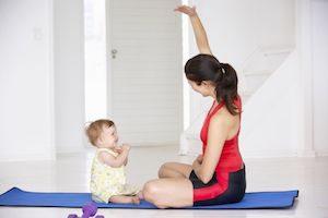 Как укрепить мышцы спины у ребенка