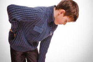 Симптомы остеохондроза у молодых людей