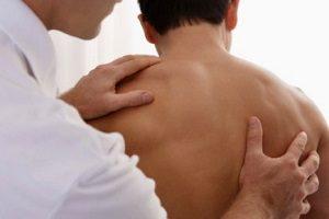 Мышечное перенапряжение спины