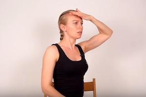 Комплекс упражнений для шеи