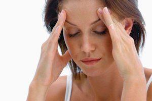 Обострение остеохондроза на нервной почве