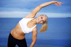 Лечебная гимнастика при грудном остеохондрозе
