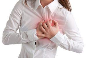 Почему болит в груди