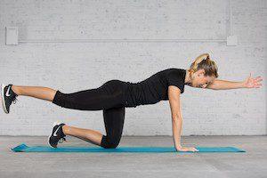 Как проверить работу мышц стабилизаторов
